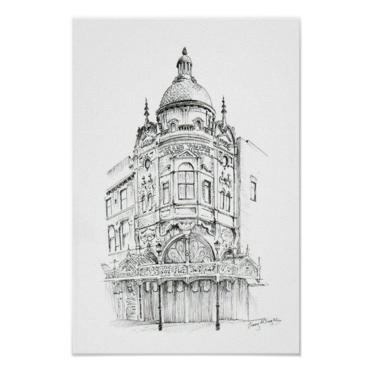 Blackpool Grand Theatre Poster