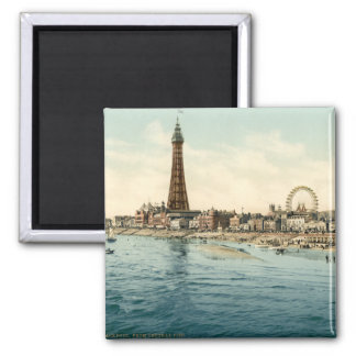 Blackpool I, Lancashire, England Magnet