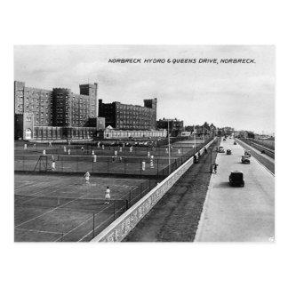 Blackpool, Norbreck Hydro Postcards