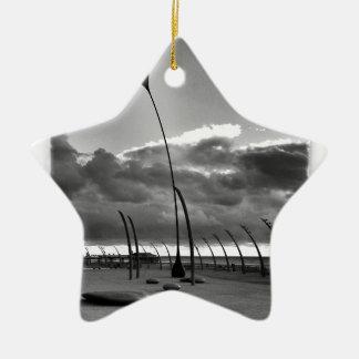 blackpool pod christmas ornament