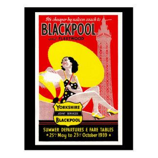 Blackpool Post Cards