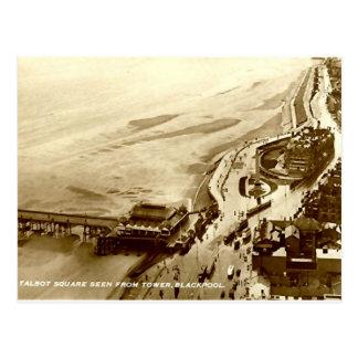 Blackpool, Talbot Square Postcards