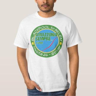 Blackpool to Belem T-Shirt