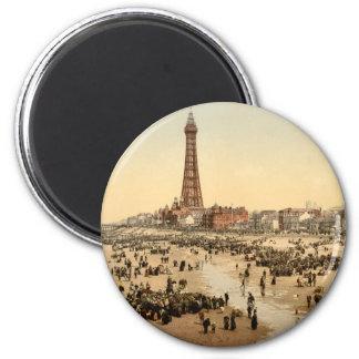 Blackpool Tower II, Lancashire, England Magnet