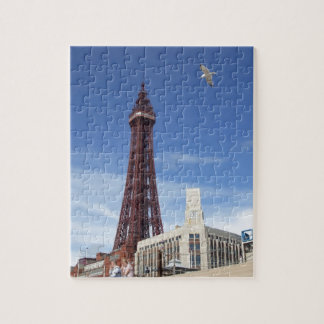 Blackpool Tower Jigsaw Puzzle