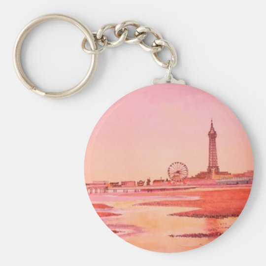 Blackpool Tower.. Key Ring
