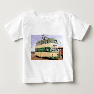 Blackpool Tram Baby T-Shirt