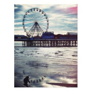 Blackpool (United Kingdom) Postcard