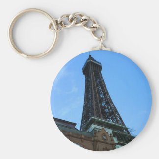 BlackpoolTower Key Ring