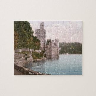Blackrock Castle, Co. Cork Ireland c1900 Jigsaw Puzzle