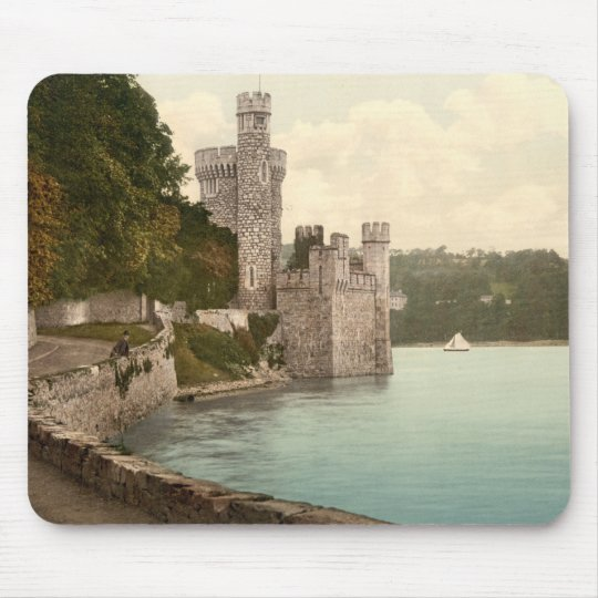 Blackrock Castle Cork Ireland Mouse Pad