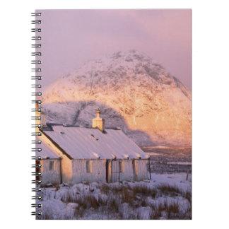 Blackrock Cottage, Glencoe, Highlands, Scotland 2 Notebooks