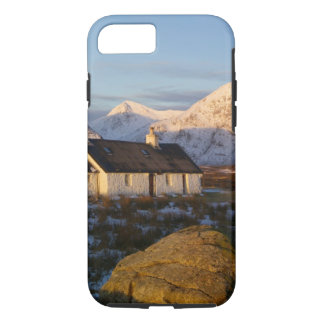 Blackrock Cottage, Glencoe, Highlands, Scotland 3 iPhone 8/7 Case
