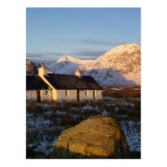 Blackrock Cottage, Glencoe, Highlands, Scotland 3 Postcard