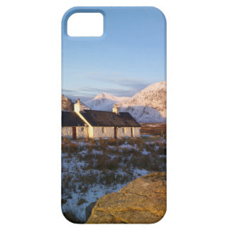 Blackrock Cottage, Glencoe, Highlands, Scotland iPhone 5 Cover
