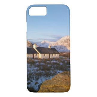 Blackrock Cottage, Glencoe, Highlands, Scotland iPhone 8/7 Case