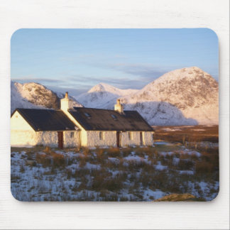 Blackrock Cottage, Glencoe, Highlands, Scotland Mouse Mat