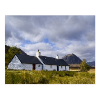 Blackrock Cottage, Glencoe Postcard