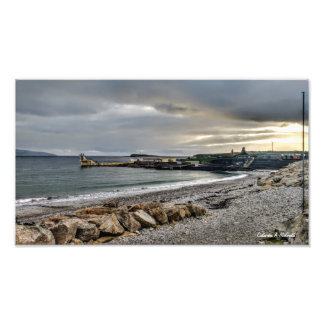 Blackrock Diving Board, Salthill, Galway Photo Print