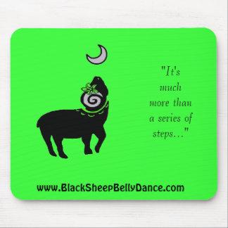 BlackSheep BellyDance Mousepad! Mouse Mat