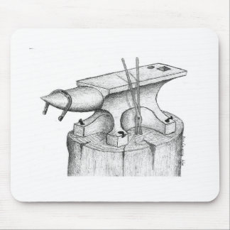 Blacksmith and Farrier Products Mouse Mat