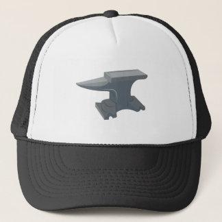 Blacksmith Anvil Trucker Hat