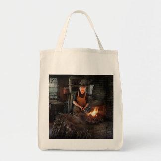Blacksmith - Blacksmiths like it hot Canvas Bags