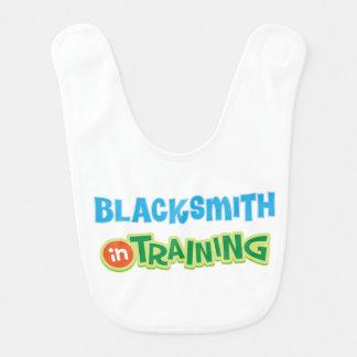 Blacksmith in Training Kids Shirt Bib