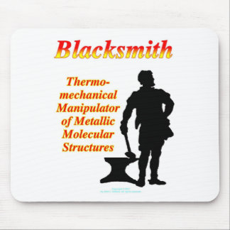 Blacksmith Mouse Mat