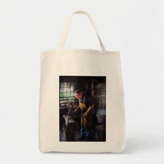 Blacksmith - Starting with a bang Canvas Bag