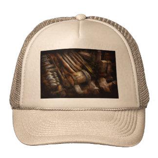 Blacksmith - The art of Pounding Mesh Hat
