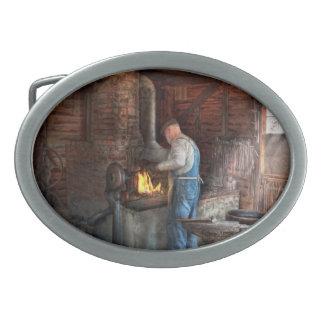 Blacksmith - The importance of the Blacksmith Belt Buckles