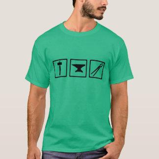 Blacksmith tools T-Shirt