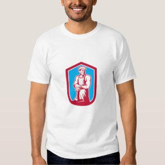Blacksmith Worker Sledgehammer Retro Shirts