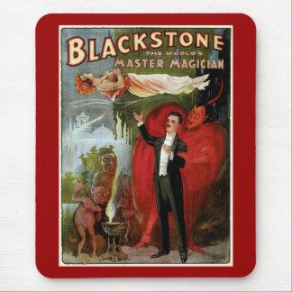 Blackstone Master Magician Mouse Pad