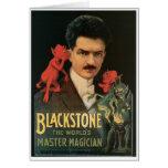 Blackstone ~ Master Magician Vintage Magic Act
