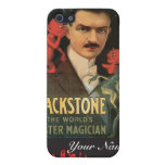 Blackstone ~ Master Magician Vintage Magic Act Case For iPhone 5/5S