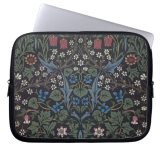 'Blackthorn' wallpaper design, 1892 Laptop Sleeve