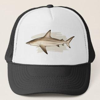 Blacktip Shark Trucker Hat