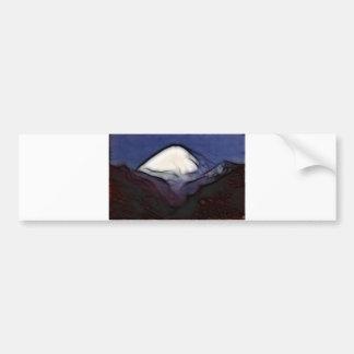 Blacktop Mountain Bumper Sticker