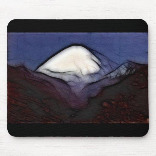 Blacktop Mountain Mousepad