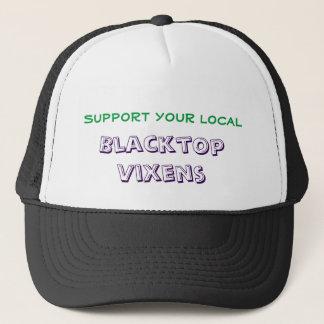 Blacktop Vixens Support Trucker Hat