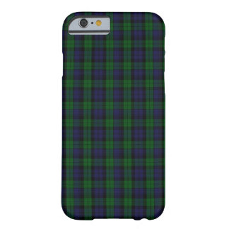 Blackwatch Tartan Barely There iPhone 6 Case