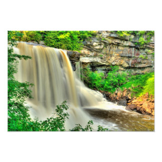 Blackwater Falls, West Virginia Photo Print
