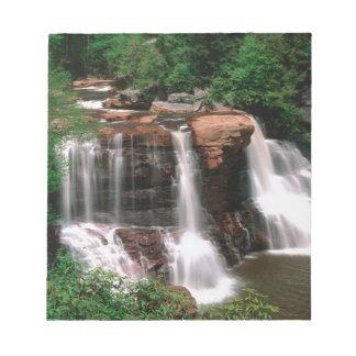 Blackwater Falls, West Virginia, scenic, Notepad