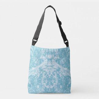 BlackWing© Aqua Tote/Shoulder Bag: choose size Tote Bag