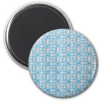 Blackwork Embroidery Magnet