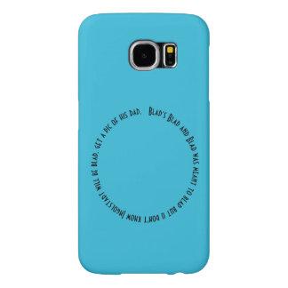 Blad Blad Blad Galaxy S6 Samsung Galaxy S6 Cases