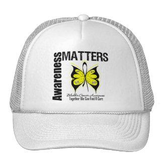 Bladder Cancer Awareness Matters Trucker Hats