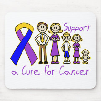 Bladder Cancer Family Support A Cure Mouse Pad